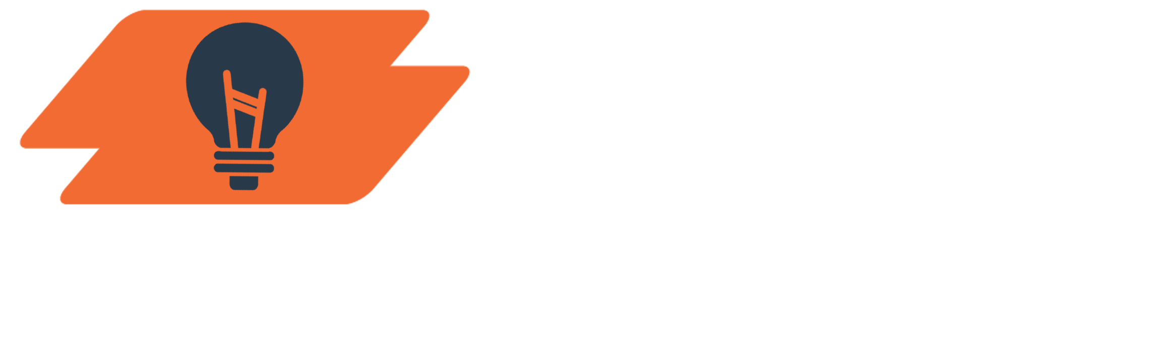 new logo E RE white png